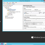 Setting Active Directory User Password Policy (GPO) in Windows Server 2012 R2 Tutorial Video