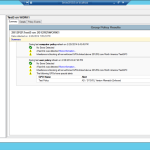 Troubleshooting Group Policies in Server 2012 R2