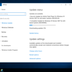 Windows 10 Cumulative Update Hangs Error - Solution!